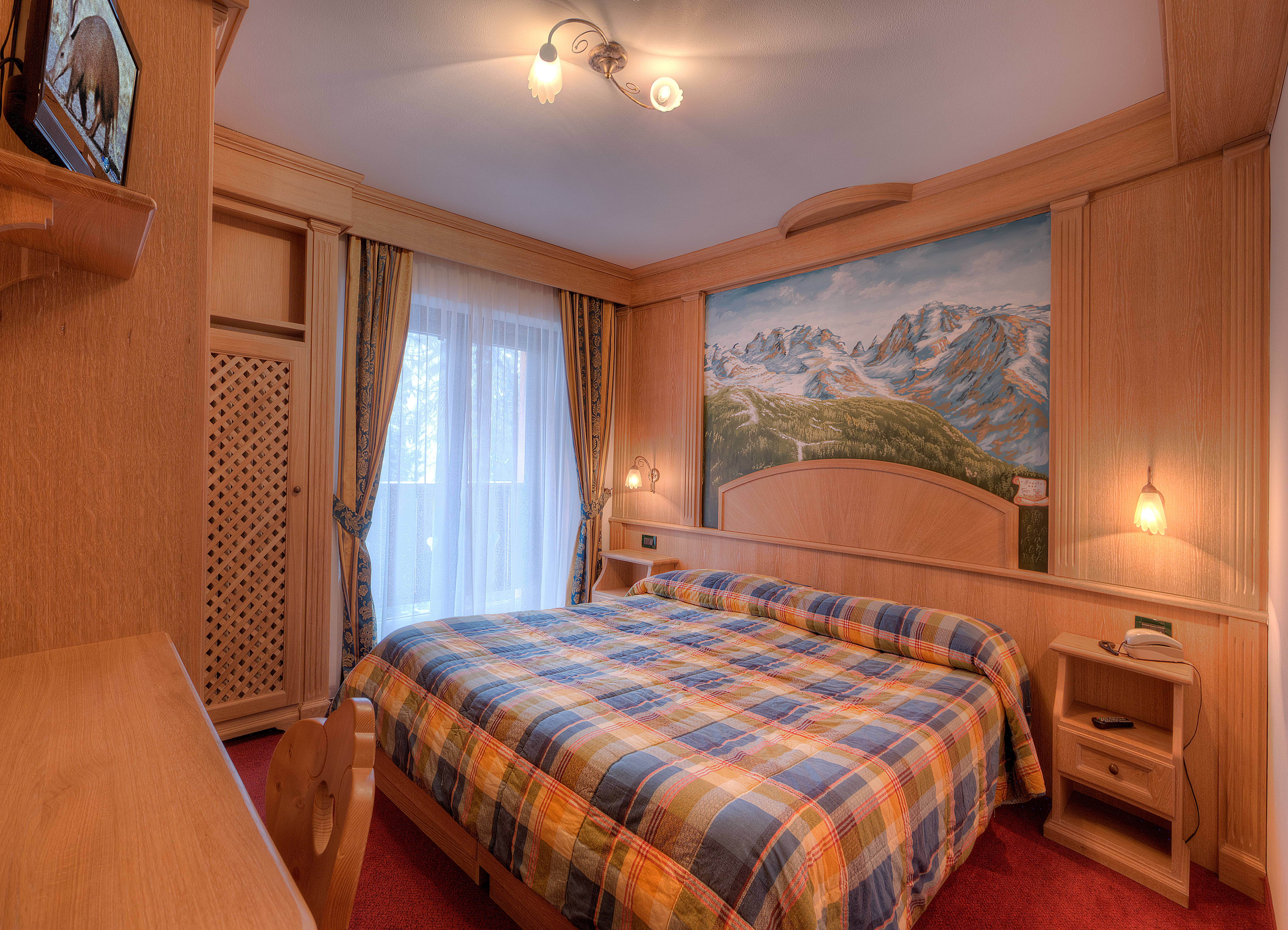 Val di Sole skipass included: Hotel Selva 3*** HB 4