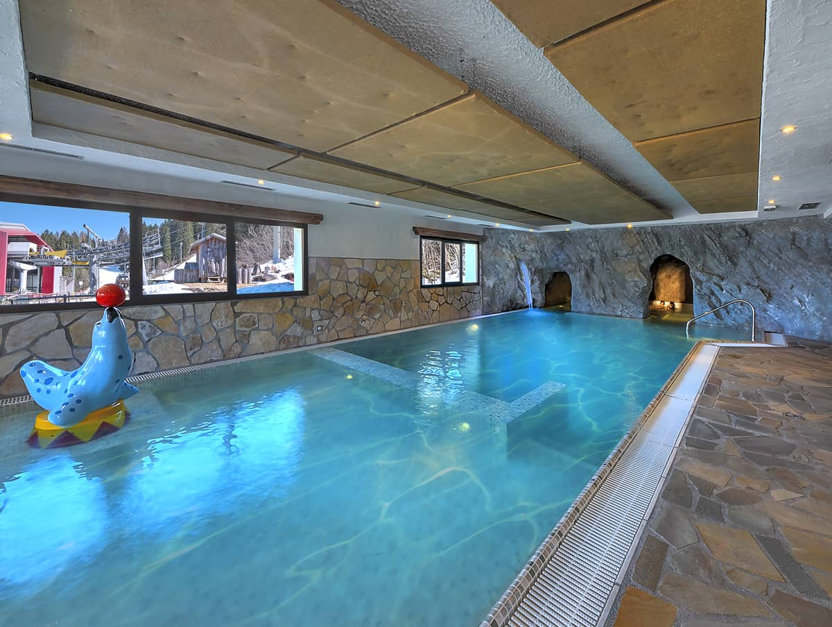 Val di Sole skipass included: Hotel Selva 3*** HB 11