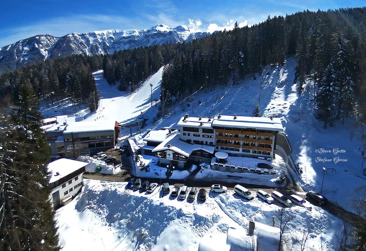 Val di Sole skipass included: Hotel Selva 3*** HB 1