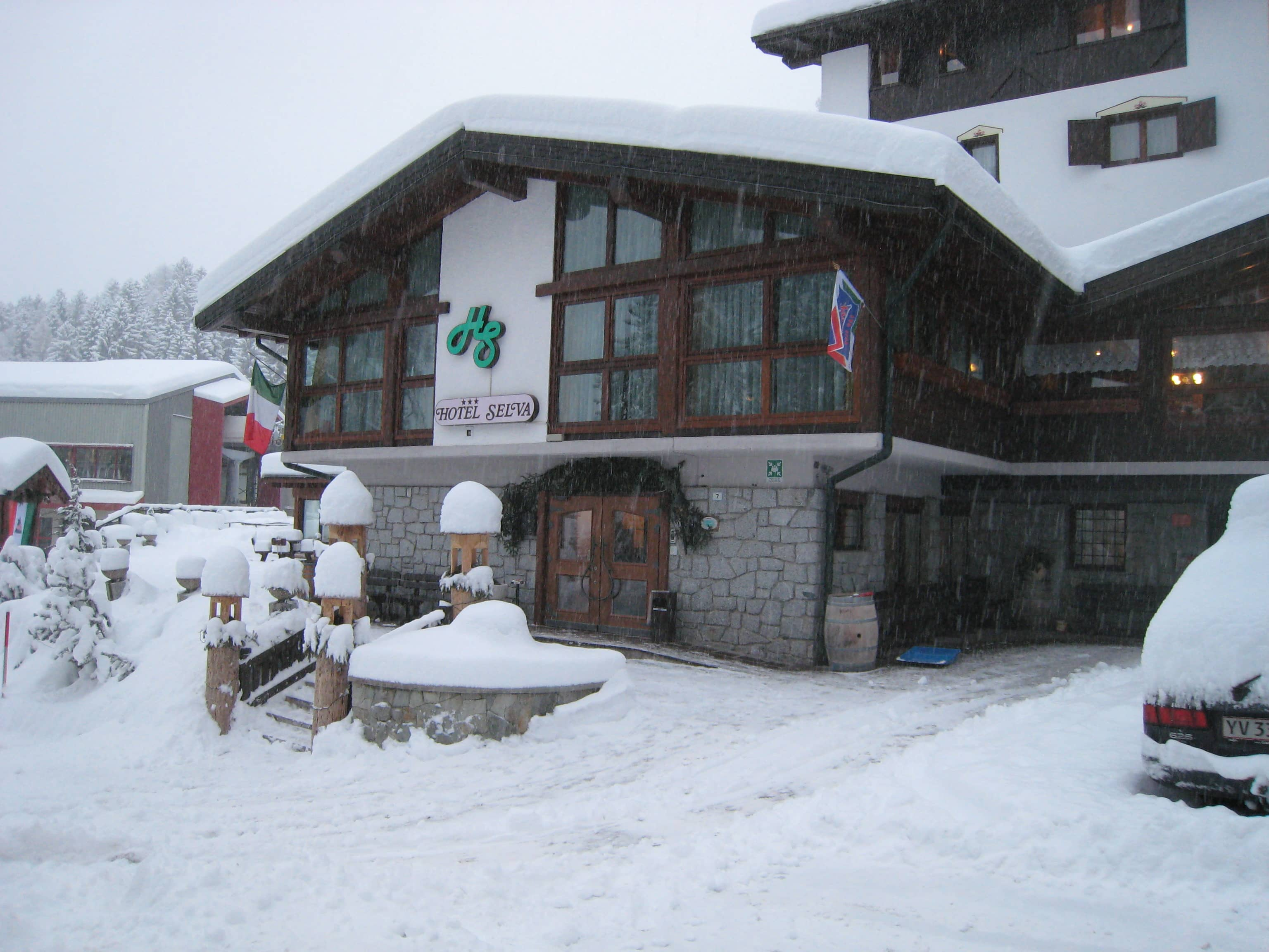 Val di Sole skipass included: Hotel Selva 3*** HB 2