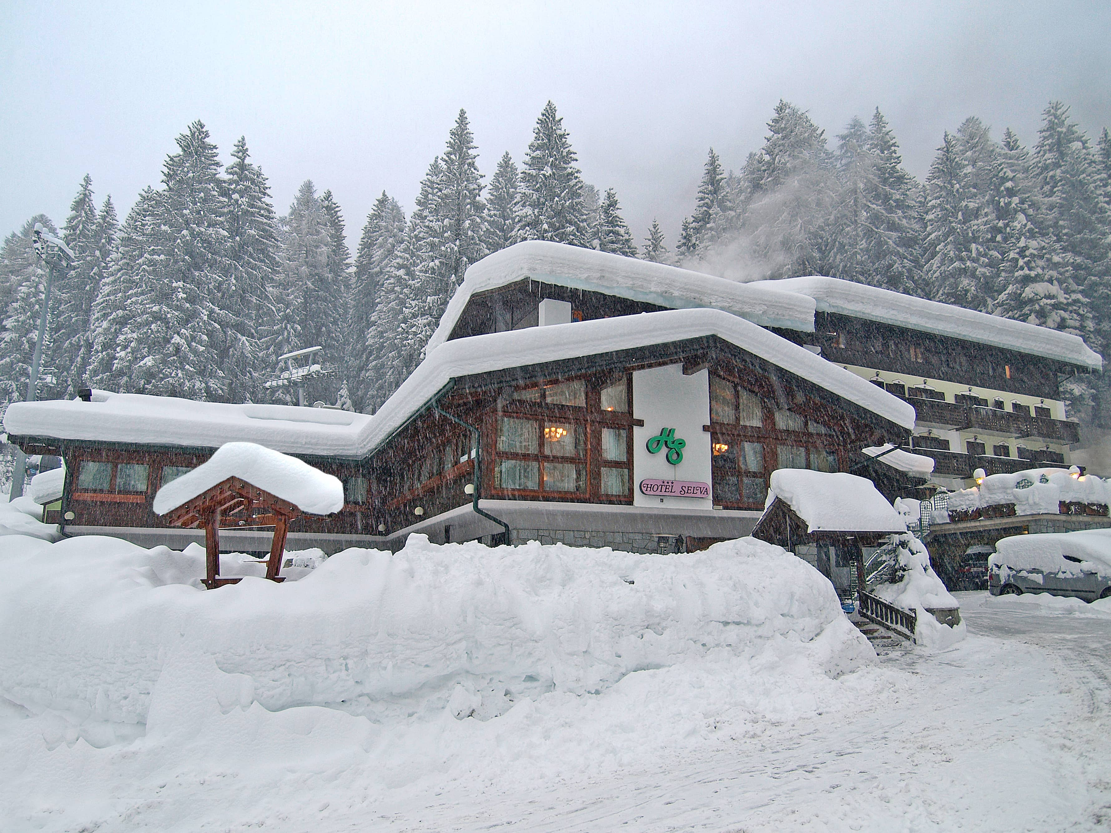 Val di Sole skipass included: Hotel Selva 3*** HB 3